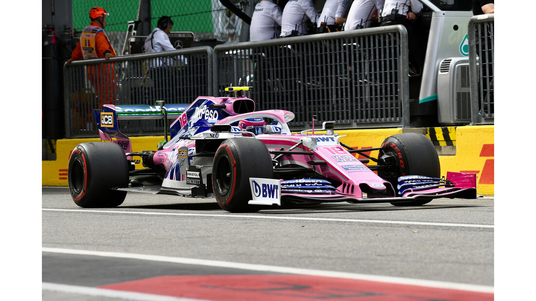 Lance Stroll - Formel 1 - GP Italien 2019