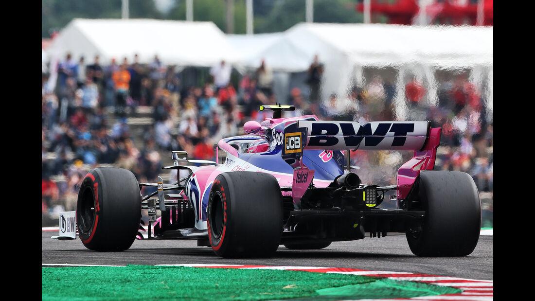 Lance Stroll - Formel 1  - GP Japan 2019