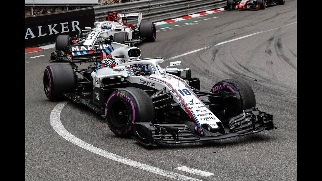 Lance Stroll - Formel 1 - GP Monaco 2018