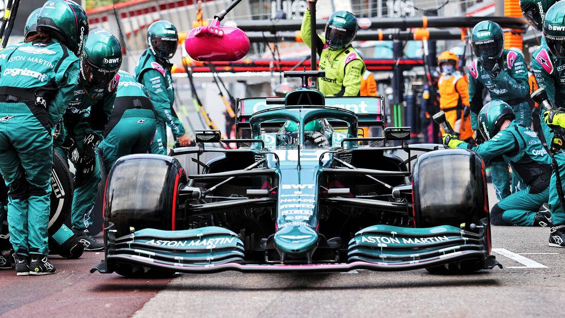 Lance Stroll - Formel 1 - GP Monaco 2021