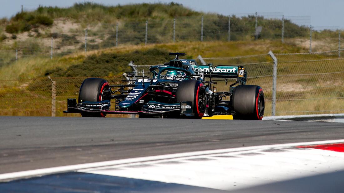 Lance Stroll - Formel 1 - GP Niederlande - Zandvoort - 2021