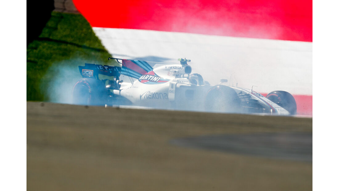 Lance Stroll - Formel 1 - GP Österreich 2017