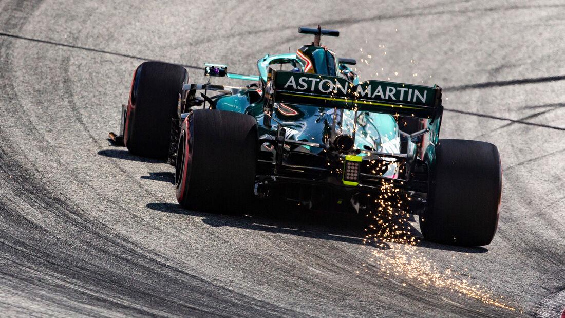 Lance Stroll - Formel 1 - GP Österreich 2021