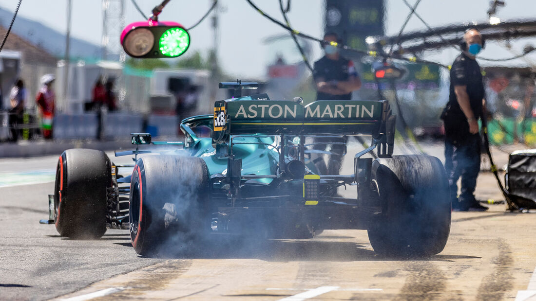 Lance Stroll - Formel 1 - GP Spanien 2021