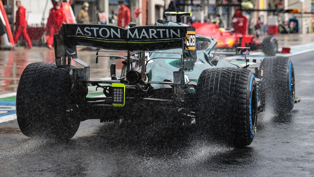 Lance Stroll - Formel 1 - GP Türkei - Istanbul - 2021