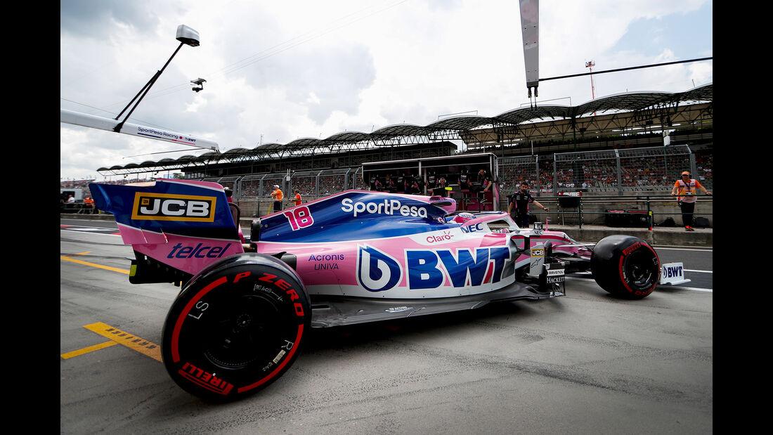 Lance Stroll - Formel 1 - GP Ungarn 2019