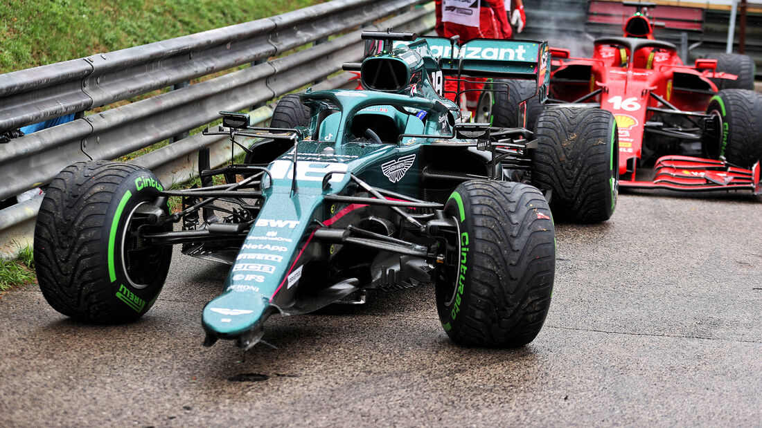Lance Stroll - Formel 1 - GP Ungarn 2021