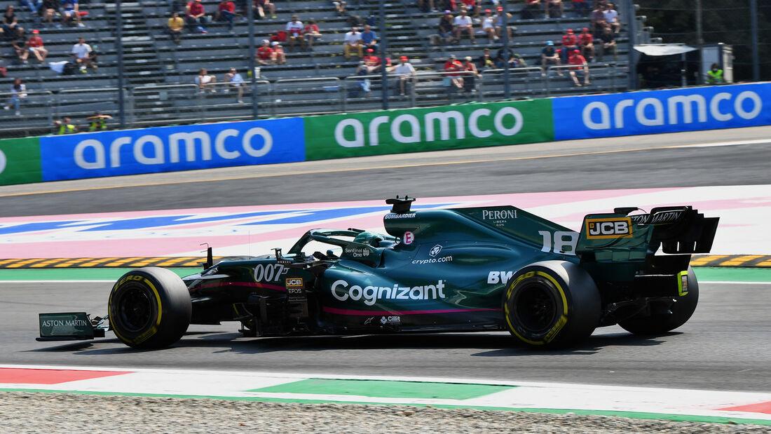 Lance Stroll - Formel 1 - Monza - GP Italien 2021