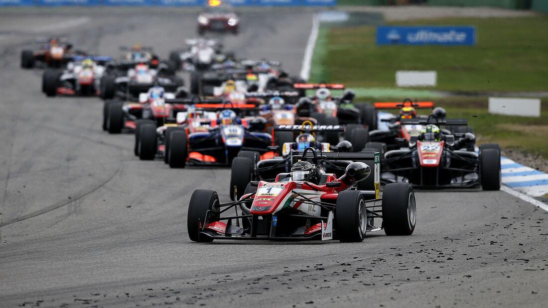 Lance Stroll - Formel 3 - Hockenheim - 2016