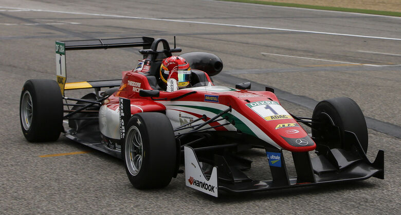 Lance Stroll - Formel 3 - Imola 2016
