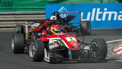 Lance Stroll - Formel 3 - Norisring 2016