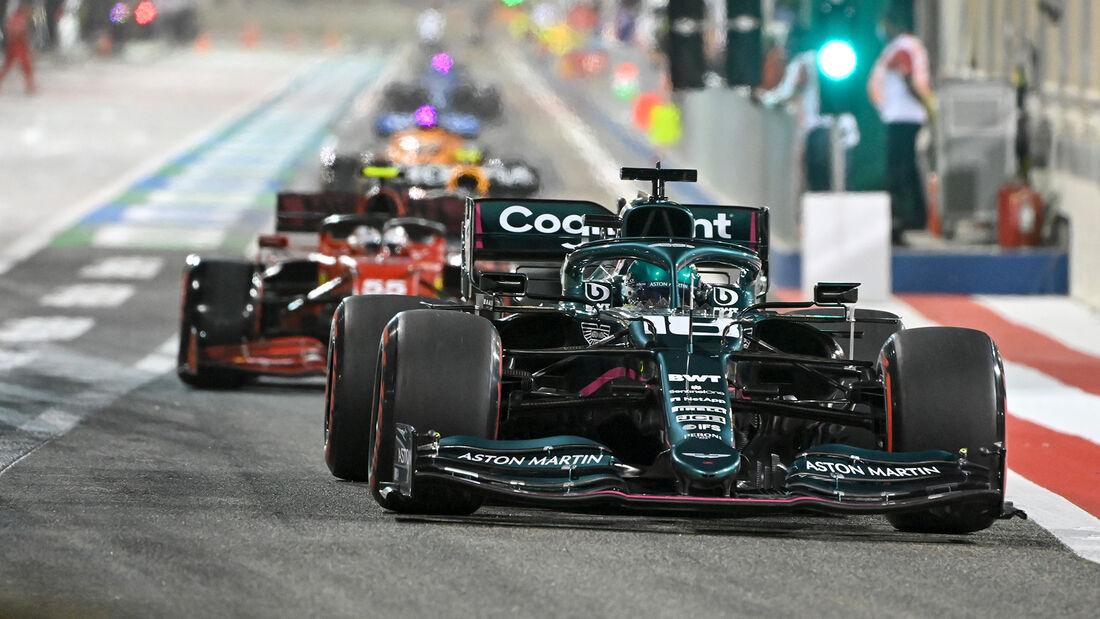 Lance Stroll - GP Bahrain - 2021