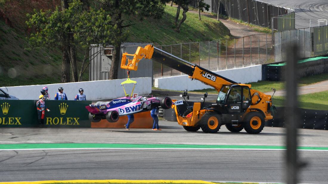 Lance Stroll - GP Brasilien 2019