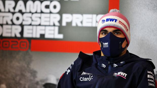 Lance Stroll - Racing Point - Formel 1 - GP Eifel - Nürburgring - Donnerstag - 8.10.2020