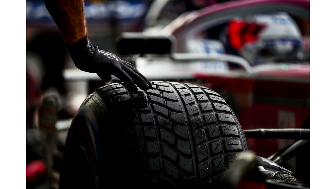 Lance Stroll - Racing Point - Formel 1 - GP Italien - Monza - 6. September 2019