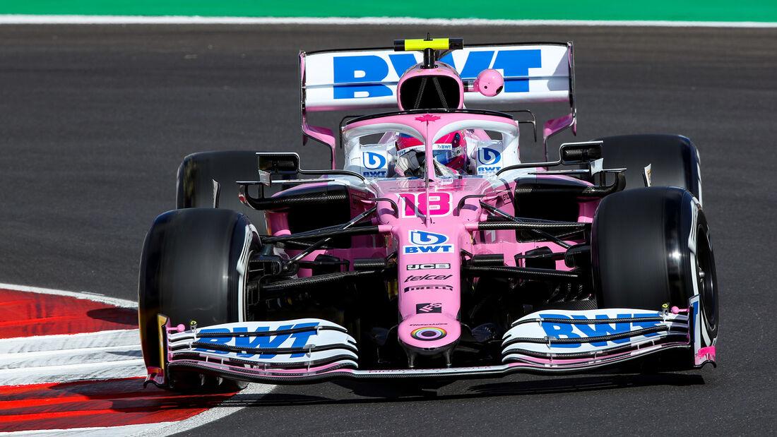 Lance Stroll - Racing Point - Formel 1 - GP Portugal - Portimao - 23. Oktober 2020