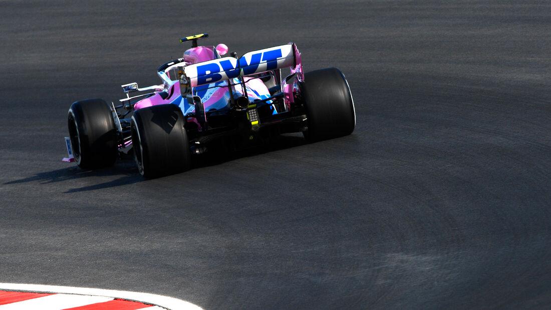 Lance Stroll - Racing Point - Formel 1 - GP Türkei - Istanbul - Freitag - 13.11.2020
