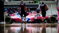 Lance Stroll - Racing Point - Formel 1 - GP Ungarn - Budapest - 18. Juli 2020
