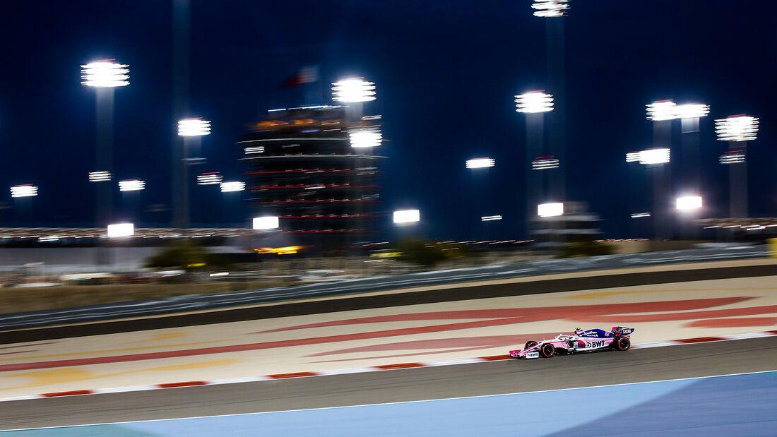 Lance Stroll - Racing Point - GP Bahrain 2019