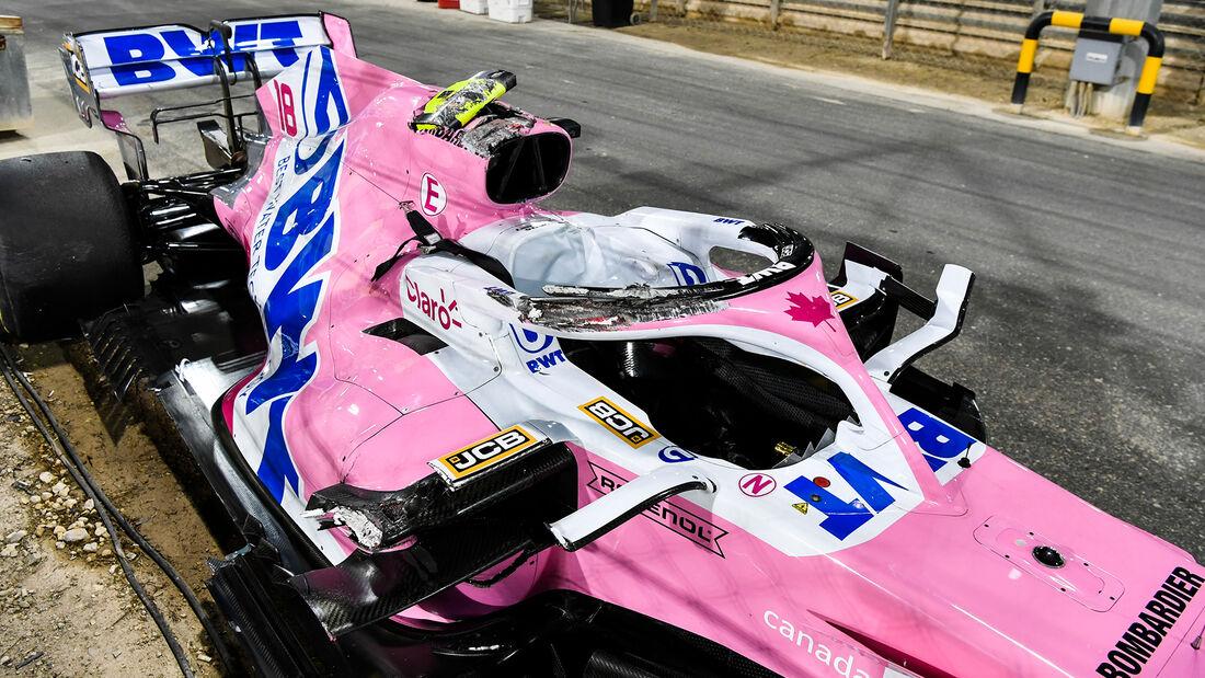Lance Stroll - Racing Point - GP Bahrain 2020 - Sakhir