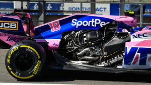 Lance Stroll - Racing Point - GP Belgien 2019 - Spa-Francorchamps