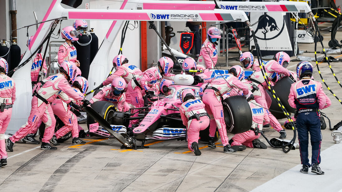 Lance Stroll - Racing Point - GP Emilia-Romagna 2020 - Imola