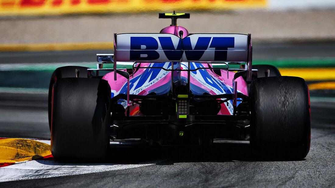 Lance Stroll - Racing Point - GP Spanien 2020 - Barcelona