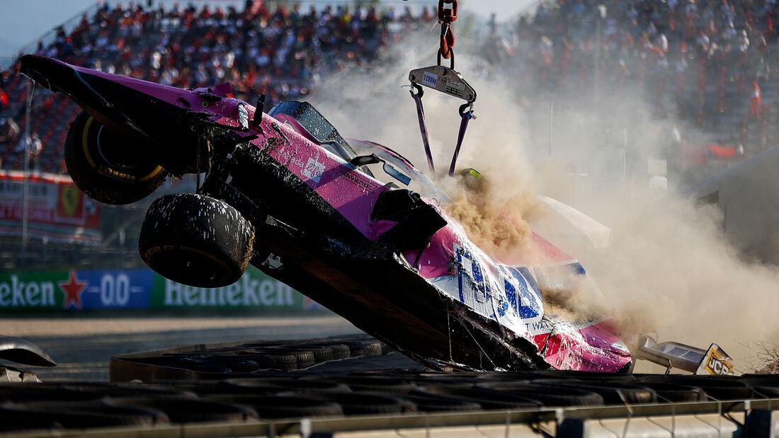 Lance Stroll - Racing Point - GP Toskana 2020 - Monza