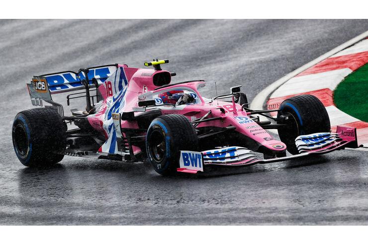 Ergebnis Qualifikation Formel 1