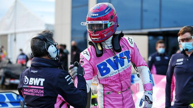 Lance Stroll - Racing Point - GP Türkei 2020 - Istanbul - Qualifying