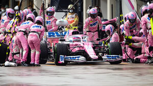 Lance Stroll - Racing Point - GP Türkei 2020 - Istanbul - Rennen