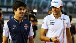 Lance Stroll - Williams - Esteban Ocon - Force India - GP Singapur 2018