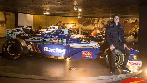 Lance Stroll - Williams - F1 - 2017