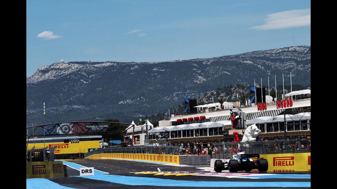 Lance Stroll - Williams - Formel 1 - GP Frankreich - Circuit Paul Ricard - 22. Juni 2018