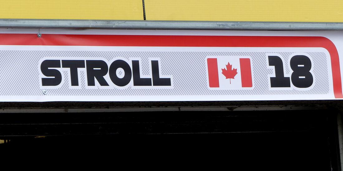 Lance Stroll - Williams - Formel 1 - GP Kanada - Montreal - 6. Juni 2018