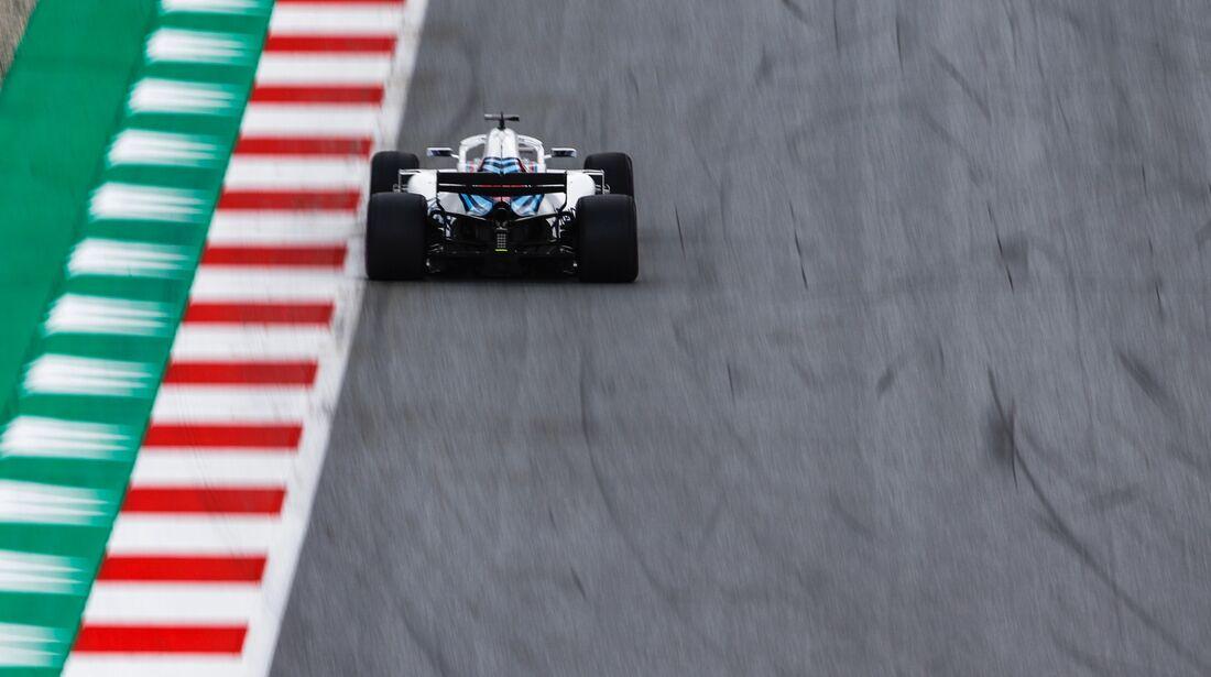 Lance Stroll - Williams - Formel 1 - GP Österreich - 30. Juni 2018