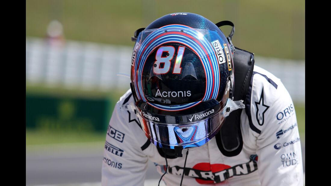 Lance Stroll - Williams - Formel 1 - GP Spanien - Barcelona - 11. Mai 2018