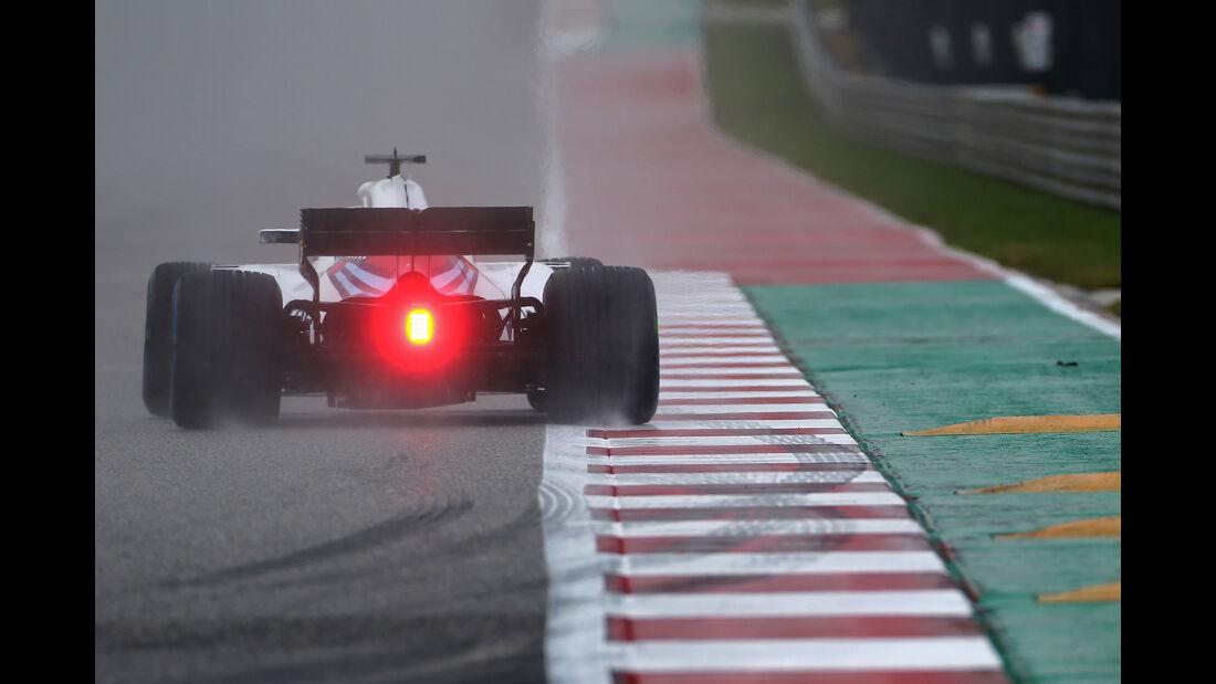 Lance Stroll - Williams - Formel 1 - GP USA - 19. Oktober 2018