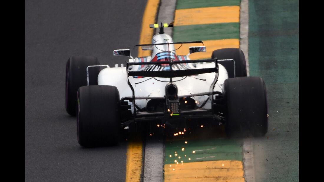 Lance Stroll - Williams - GP Australien - Melbourne - 25. März 2017