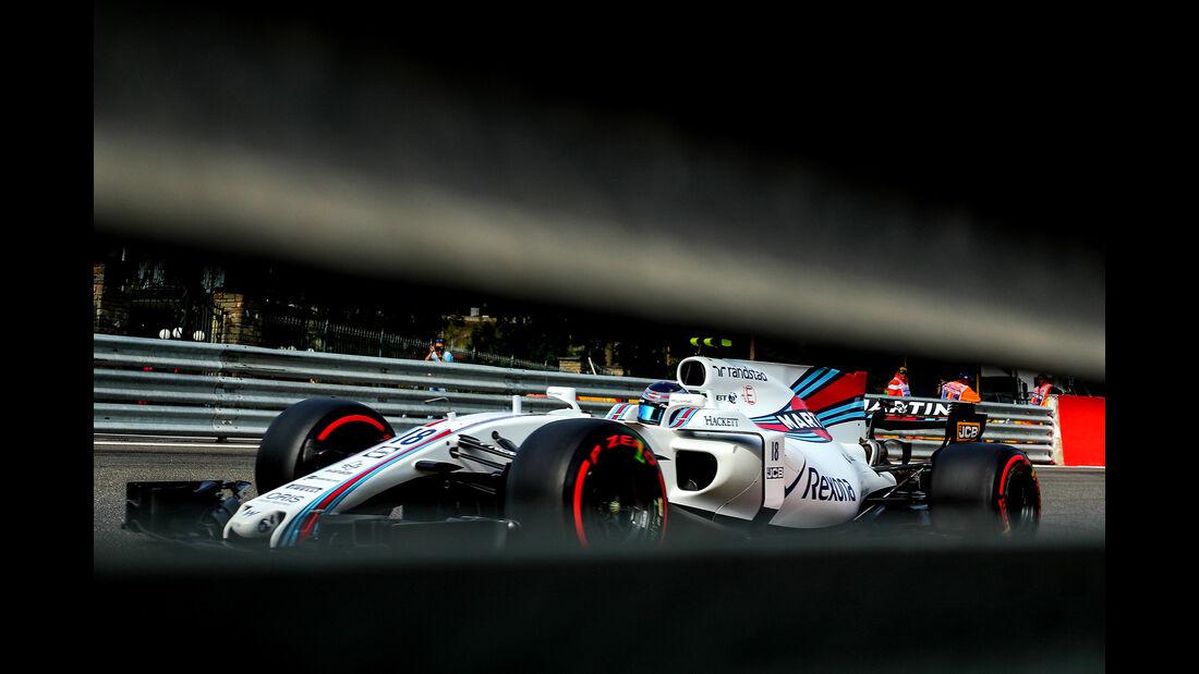 Lance Stroll - Williams - GP Belgien - Spa-Francorchamps - Formel 1 - 25. August 2017