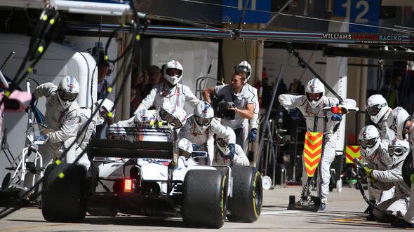 Lance Stroll - Williams - GP Brasilien 2017