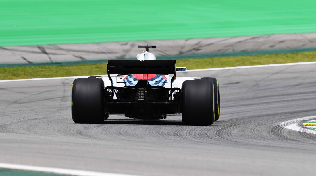 Lance Stroll - Williams - GP Brasilien - Interlagos - Formel 1 - Freitag - 9.11.2018