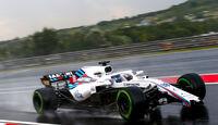 Lance Stroll - Williams - GP Ungarn 2018 - Qualifying