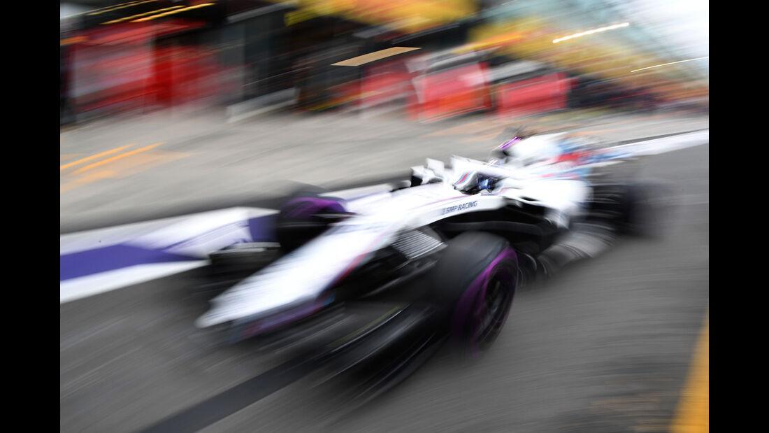 Lance Stroll - Williams - Qualifying - GP Australien 2018 - Melbourne