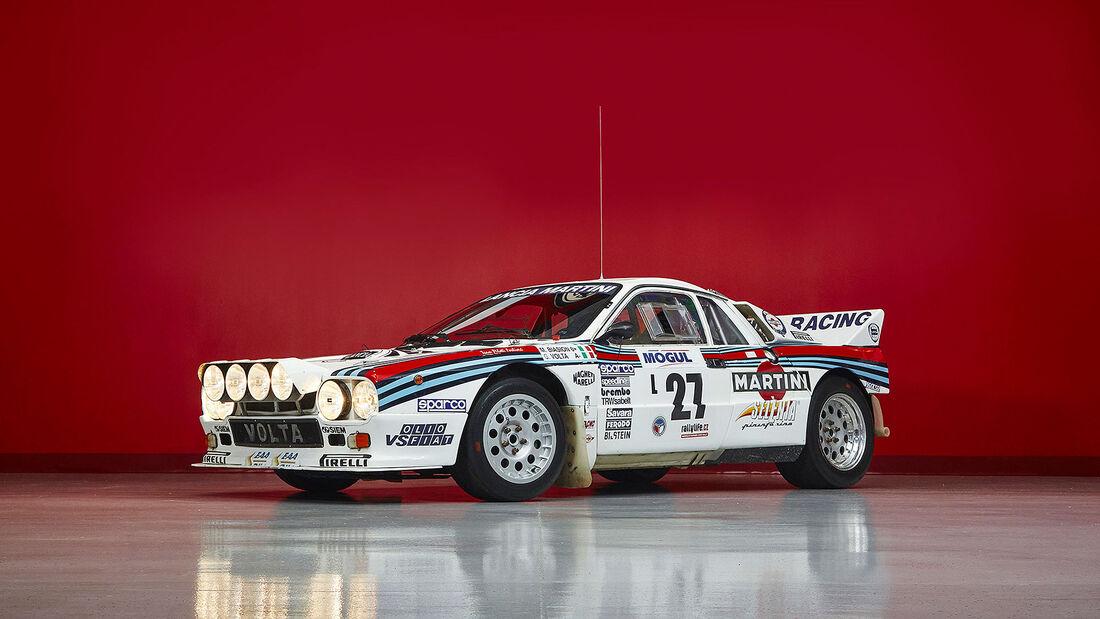 Lancia 037 Rally Evo 2 Gruppe B