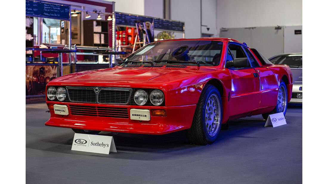Lancia 037 Rallye Stradale RM Auctions Techno Classica Essen