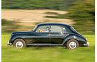 Lancia Aurelia B 10, Seitenansicht