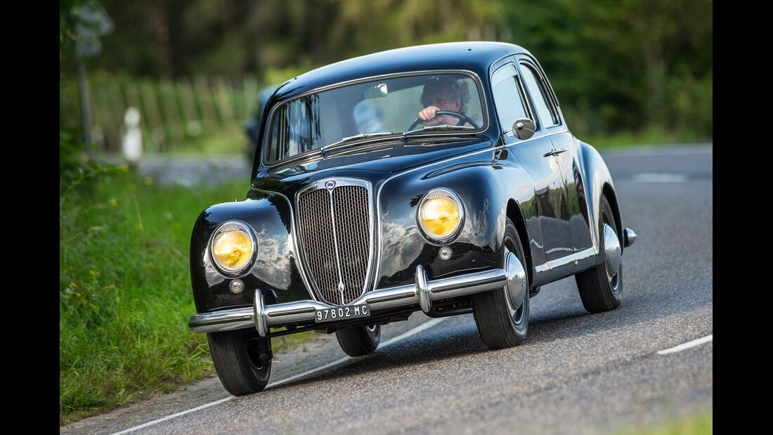 Lancia Aurelia B10, Frontansicht