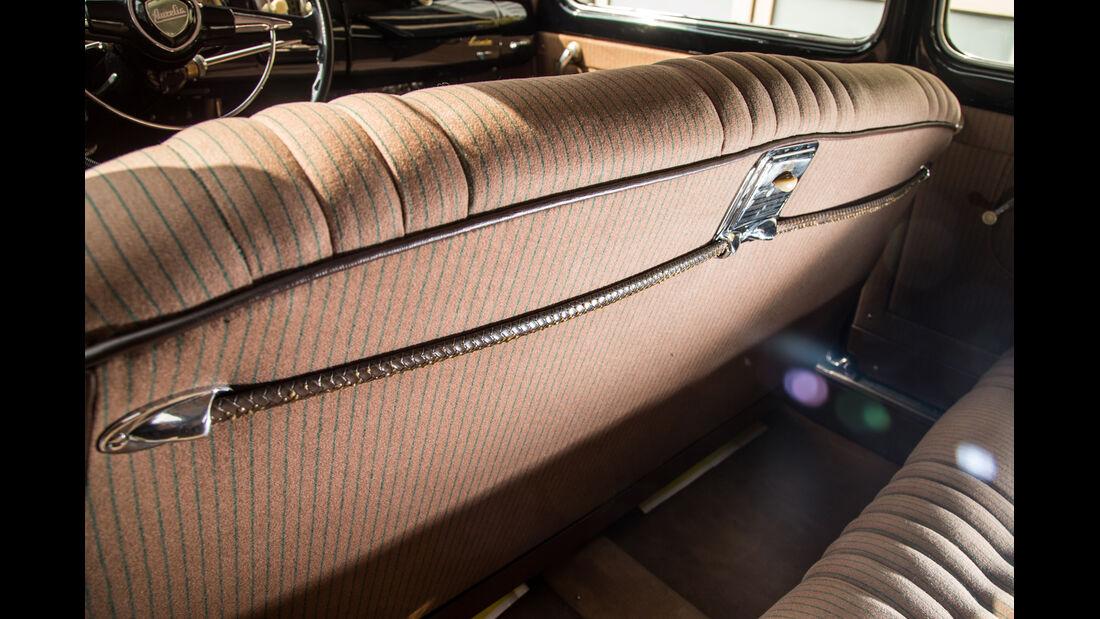 Lancia Aurelia B10, Haltegriff