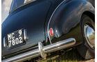 Lancia Aurelia B10, Heck